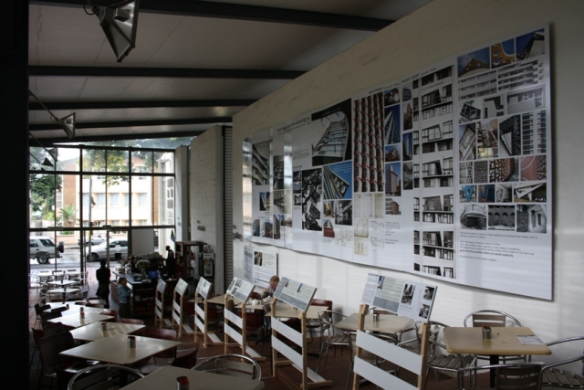 Crofton & Benjamin exhibition